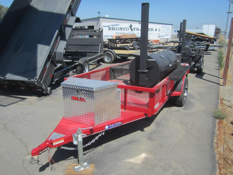 2016 Diamond C Trailers 10 BBQ Other Trailer