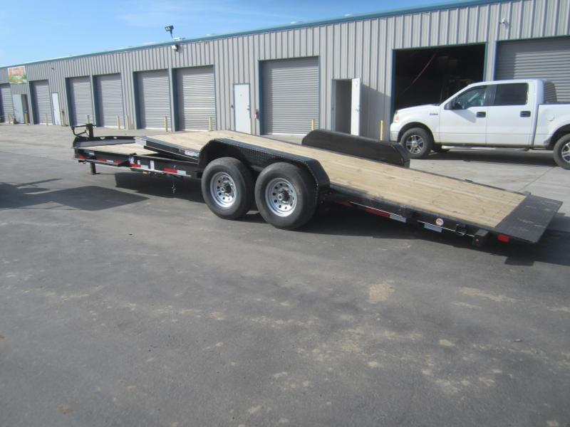 2016 Diamond C Trailers 48HDTL-LP24X82 Equipment Trailer
