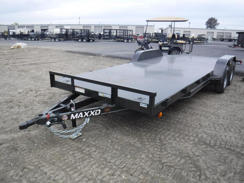 2019 MAXXD 20X83 CAR HAULER Car / Racing Trailer