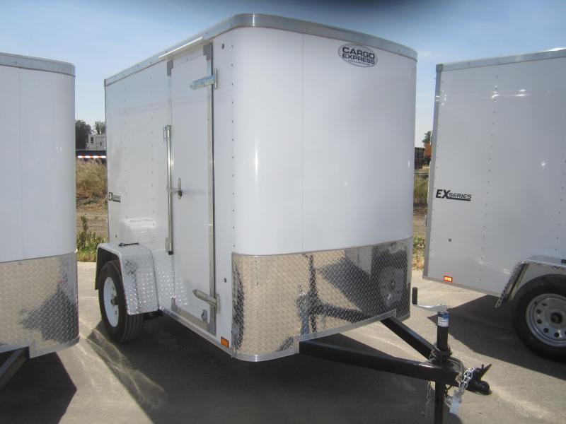 2017 Cargo Express Enclosed Cargo Trailer