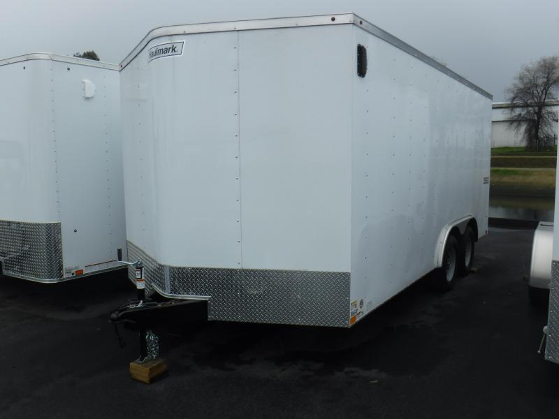 2019 Haulmark PP8516T2 Enclosed Cargo Trailer