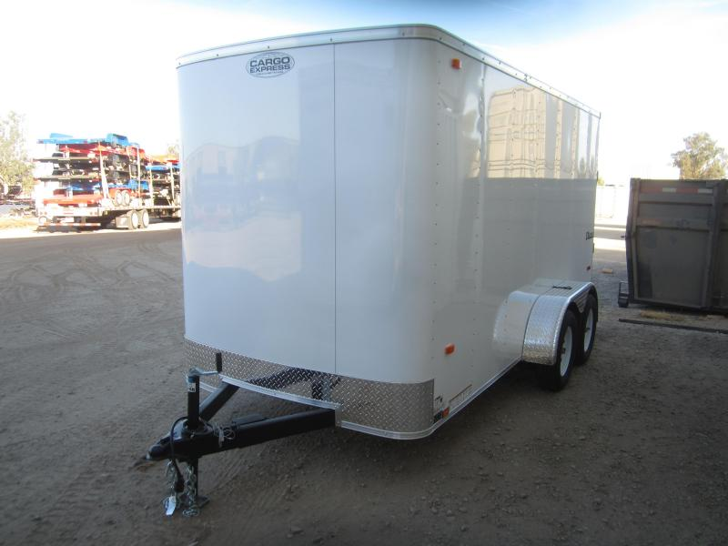 2016 Cargo Express EX6X14TE2 Enclosed Cargo Trailer