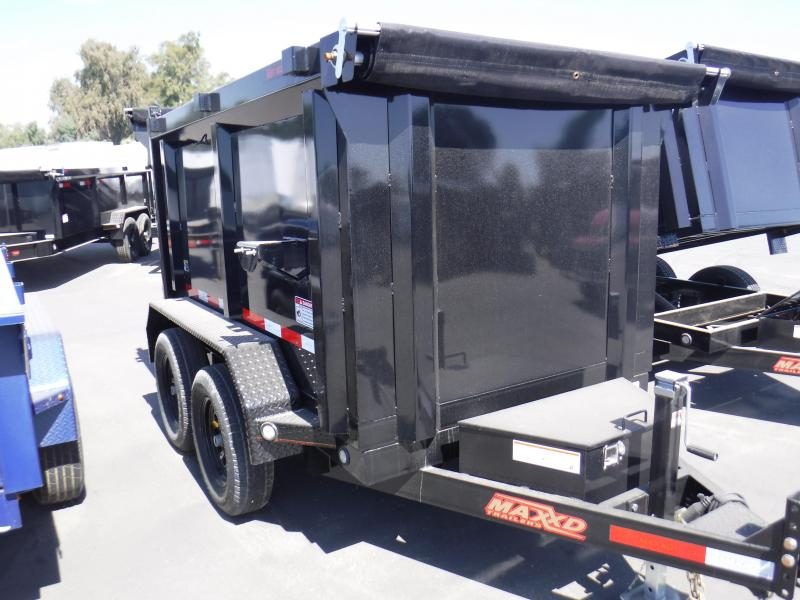 2019 MAXXD 60 SINGLE DUMP Dump Trailer