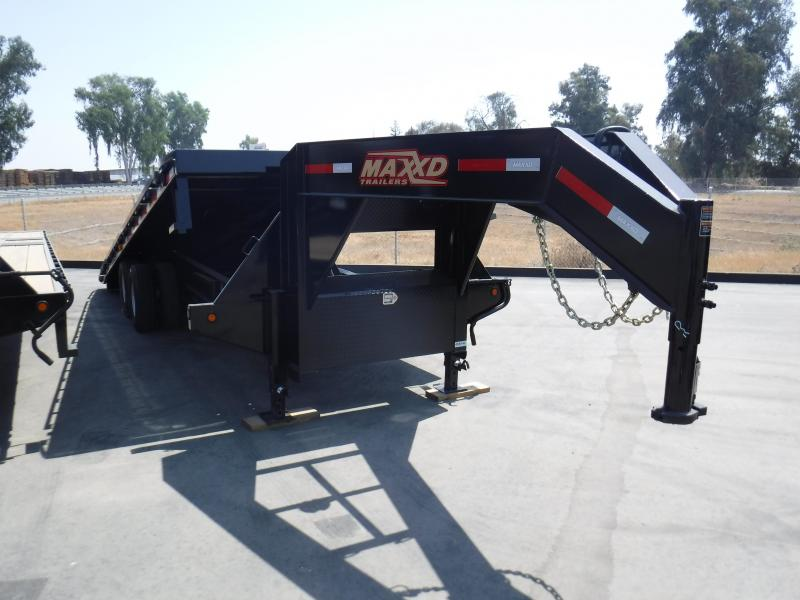 2019 Maxxd Trailers TANDEM DUAL TILT Equipment Trailer