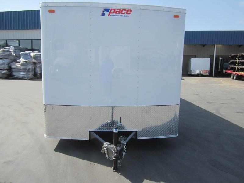 2015 Pace American OB8.5X24TE2 Cargo / Enclosed Trailer