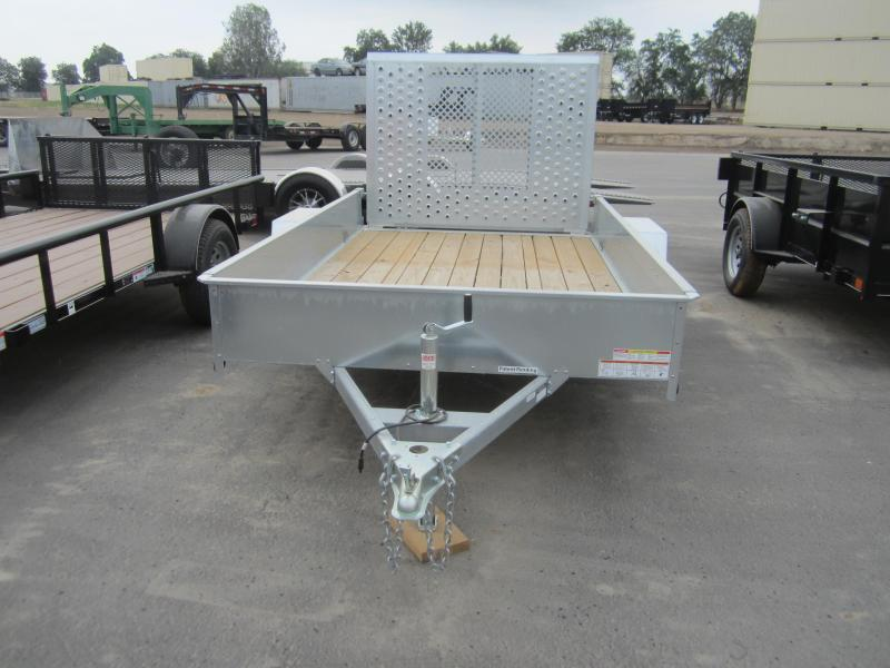 2016 Sure-Trac ST7210-GAL Utility Trailer
