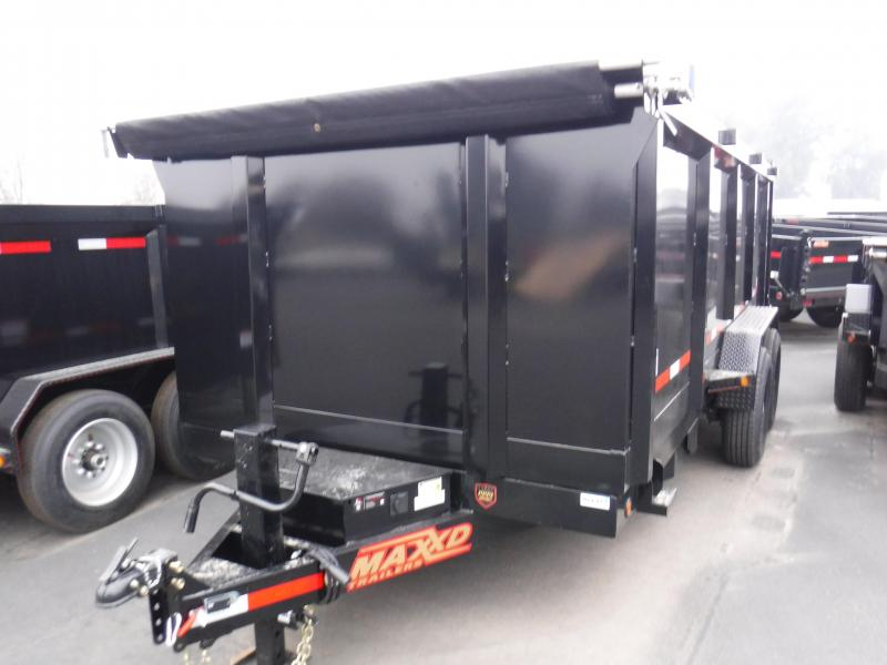 2019 MAXXD 83 HEAVY DUTY DUMP Dump Trailer