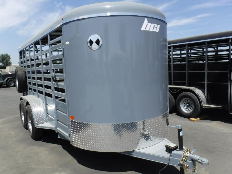 2018 Other 16X6 RH SERIES Livestock Trailer
