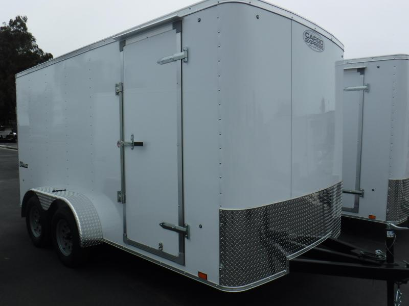 2019 Cargo Express EX7X14TE2 Equipment Trailer