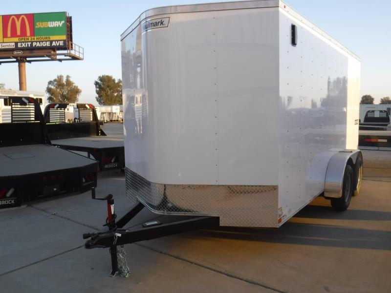 2019 Haulmark TS714T2 Enclosed Cargo Trailer