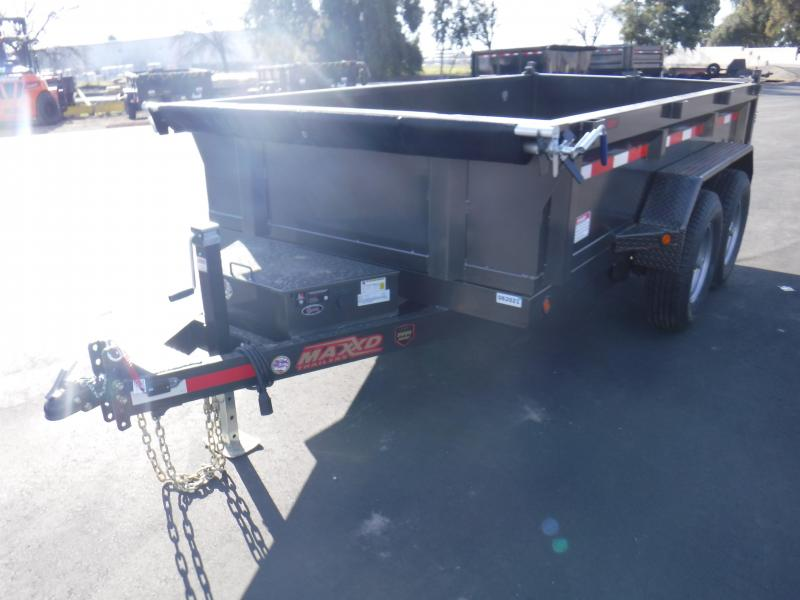 2019 MAXXD 72 DUMP Dump Trailer