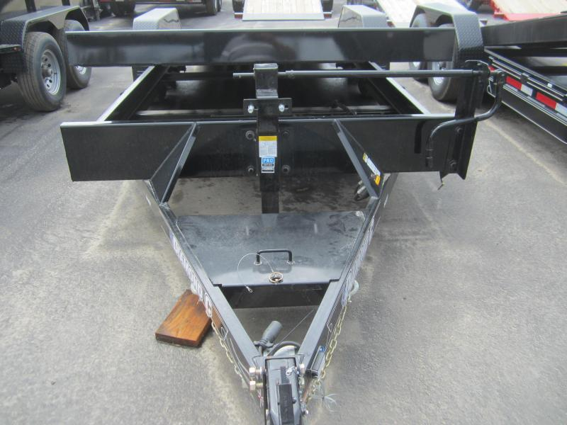 2015 Diamond C Trailers 44HDTL2082 Equipment Trailer