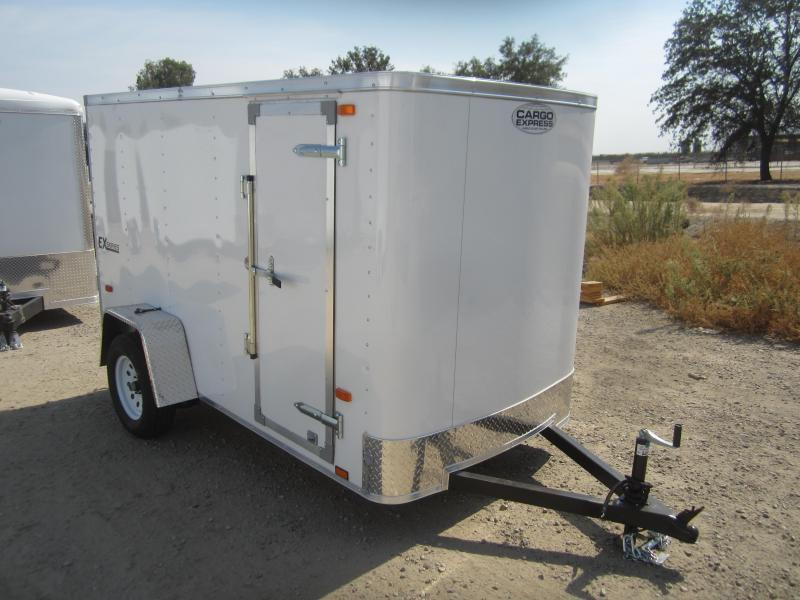 2017 Cargo Express EX5X10SI2 Enclosed Cargo Trailer