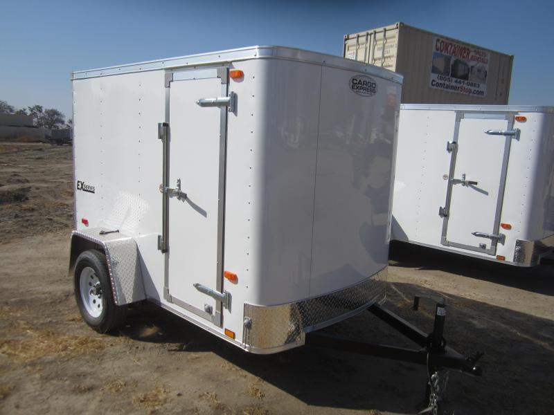 2017 Cargo Express EX5X8SI2 Enclosed Cargo Trailer