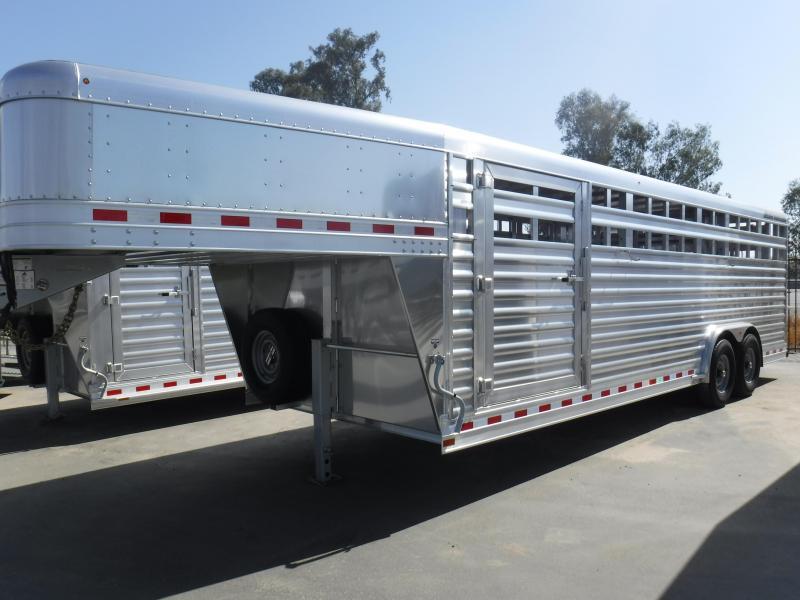 2019 Elite Trailers STOCK TRAILER Livestock Trailer