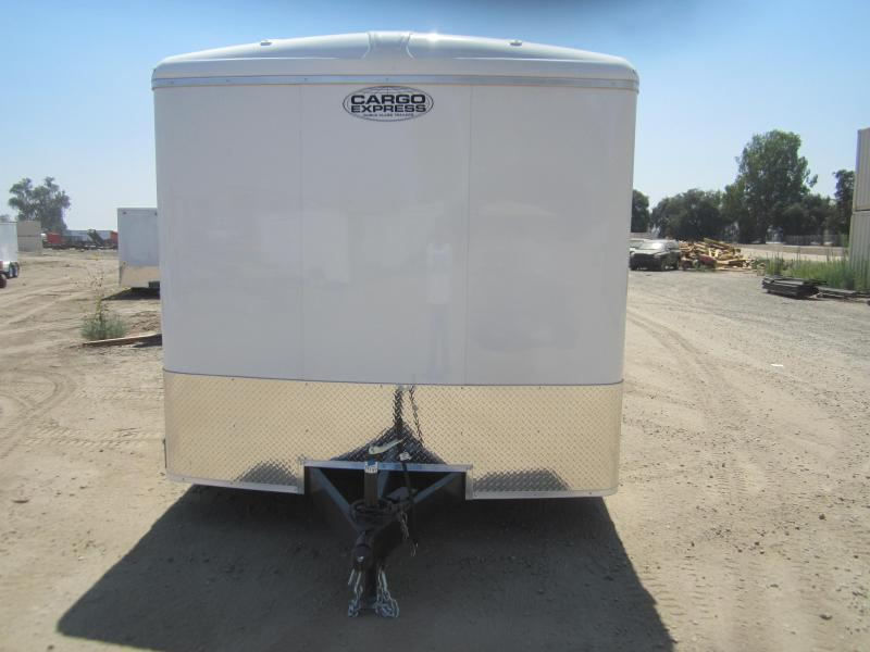2017 Cargo Express XLR85X18TE2 Enclosed Cargo Trailer