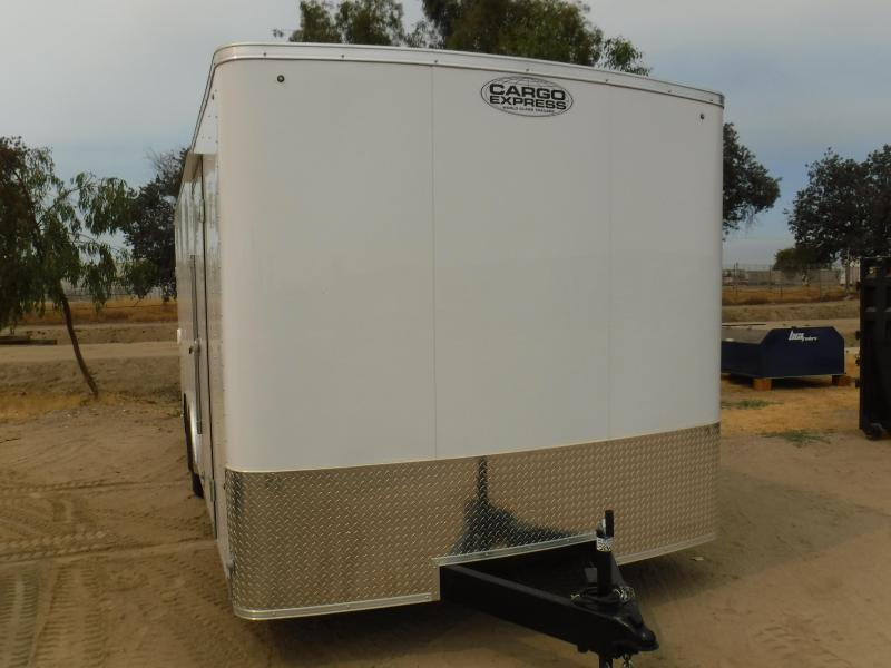2019 Cargo Express EX85X20TE2 Enclosed Cargo Trailer
