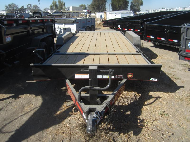 2016 Cargo Express 20X83- GRAVITY/EQUIPMENT TILT Equipment Trailer