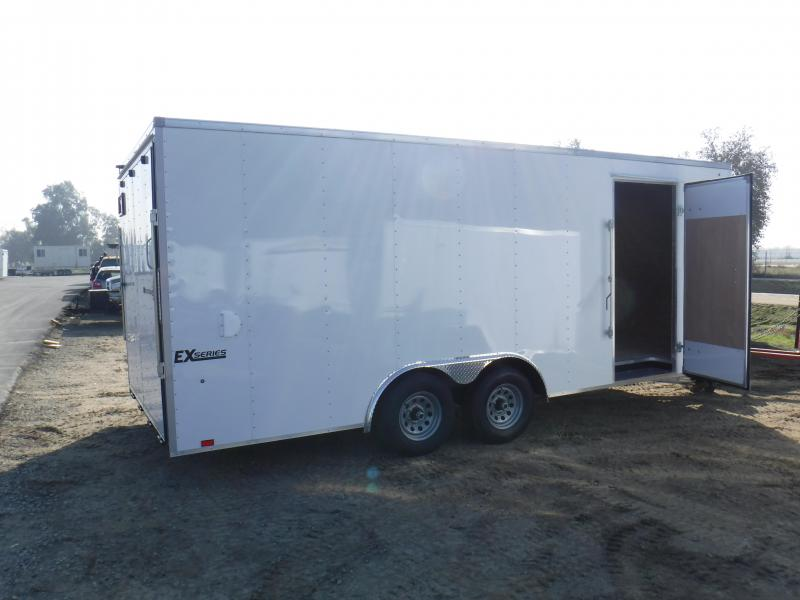 2019 Pace American EX85X20TE3 Enclosed Cargo Trailer