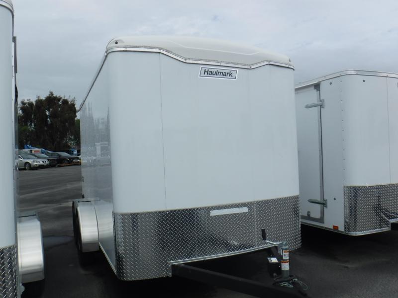 2019 Haulmark PP712T2 Enclosed Cargo Trailer
