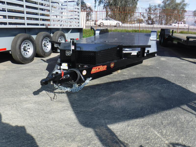 2019 MAXXD CAR HAULER Car / Racing Trailer