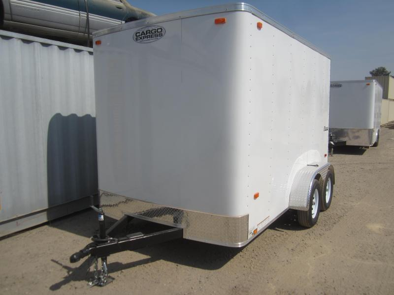 2017 Cargo Express EX7X12TE2 Enclosed Cargo Trailer
