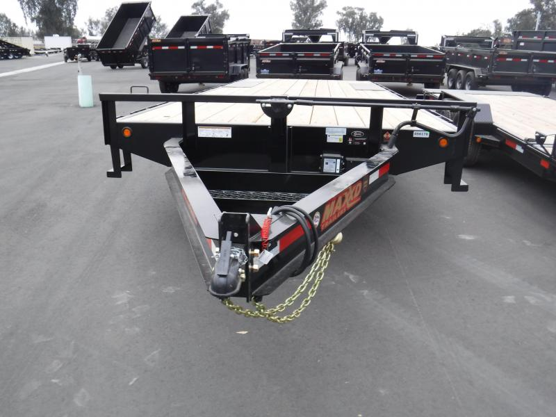 2018 Maxxd Trailers 14K DECKOVER Equipment Trailer
