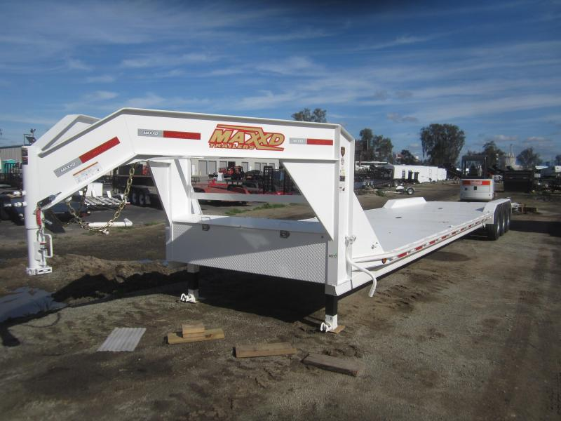 2017 Maxxd Trailers 40X102- MAXXD 8 CHANNEL CARHAULER Car / Racing Trailer