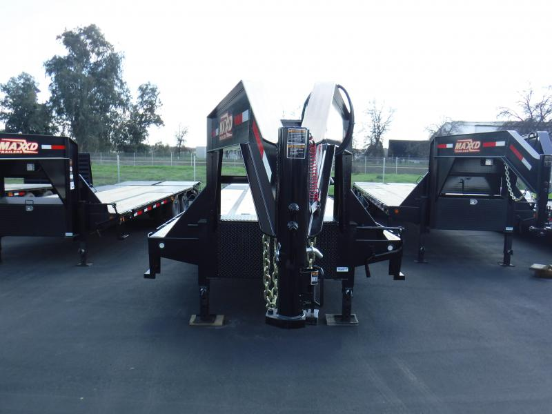 2019 MAXXD LO PRO FLATBED Equipment Trailer