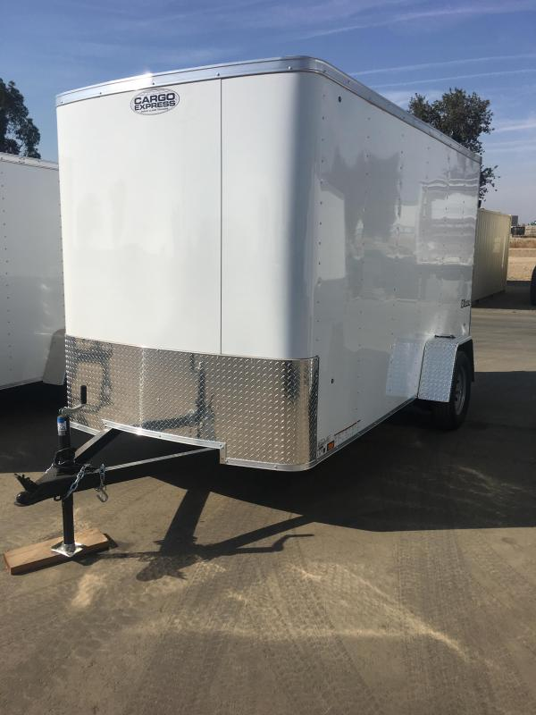 2019 Cargo Express EX6X12S12 Enclosed Cargo Trailer