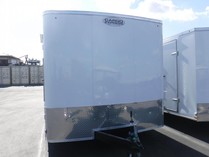 2019 Pace American EX85X16TE2 Enclosed Cargo Trailer