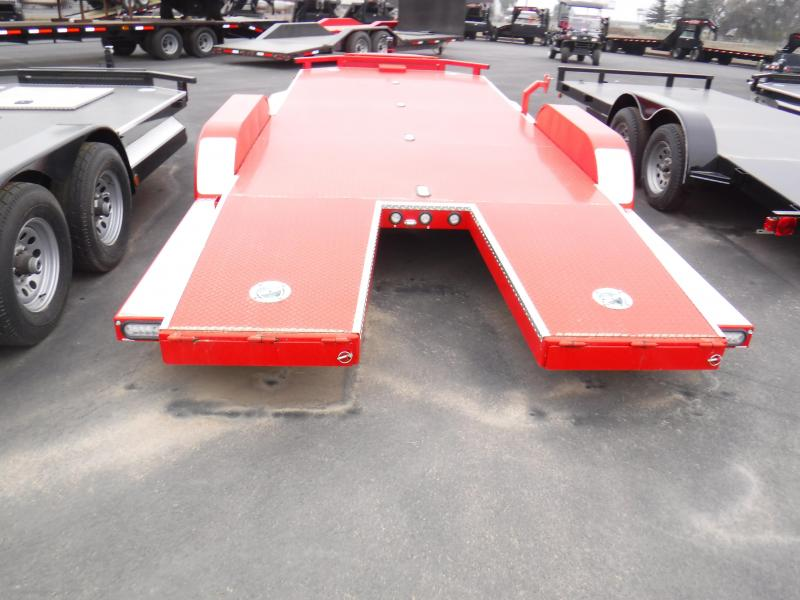 2018 MAXXD 5 TUBING CARHAULER Car / Racing Trailer