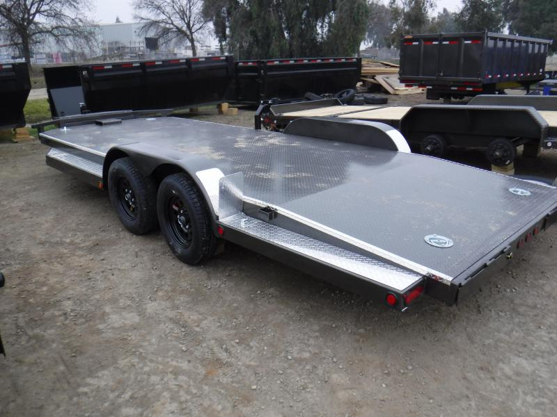 2019 MAXXD 5 TUBING CARHAULER Car / Racing Trailer
