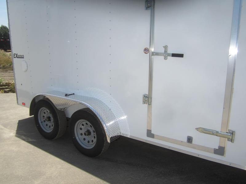 2017 Cargo Express Enclosed Cargo Trailer