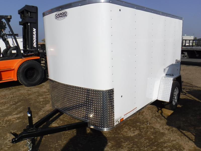 2019 Pace American EX6X10S12 Enclosed Cargo Trailer
