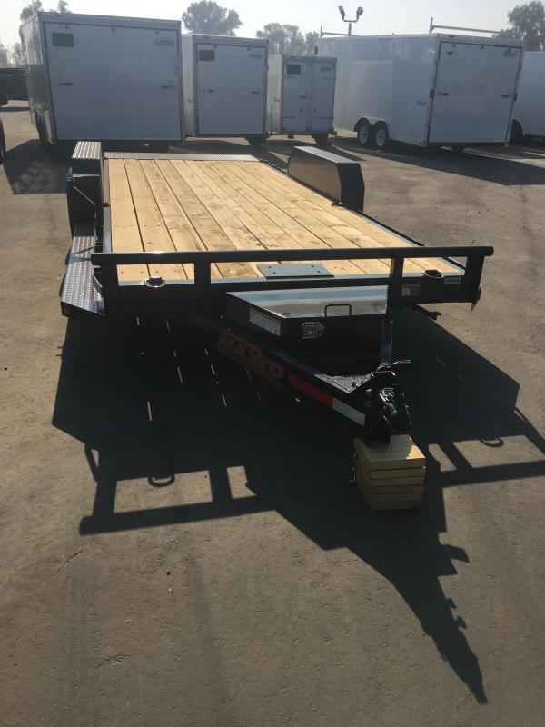 2019 Maxxd Trailers 6 CHANNEL POWER TILT Equipment Trailer