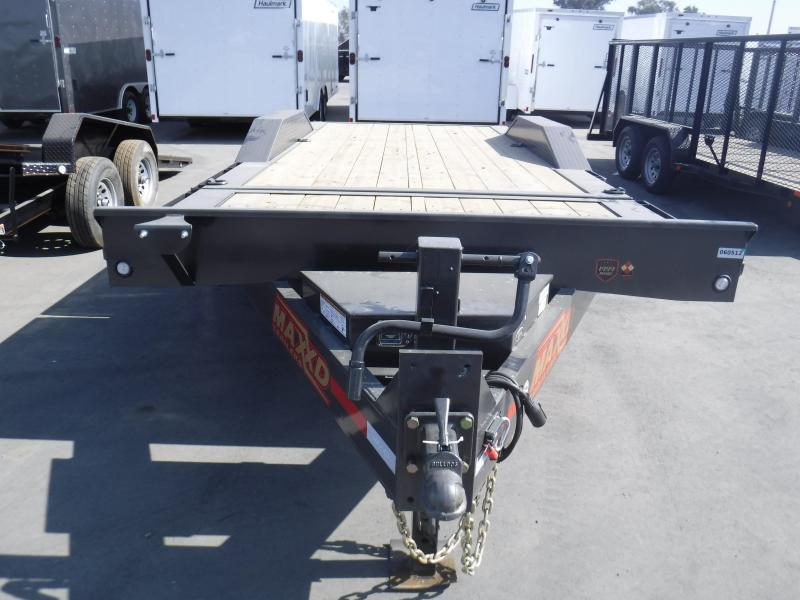 2019 MAXXD 8 GRAVITY TILT Equipment Trailer