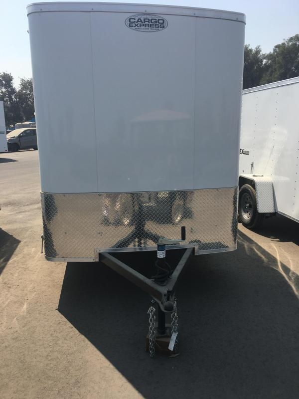 2018 Cargo Express EX6X10S12 Enclosed Cargo Trailer