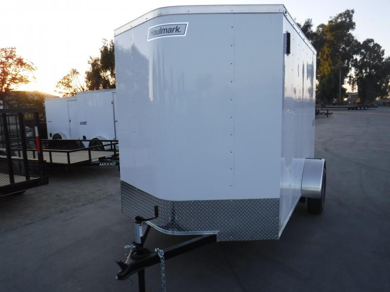 2019 Haulmark PP61S2 Enclosed Cargo Trailer