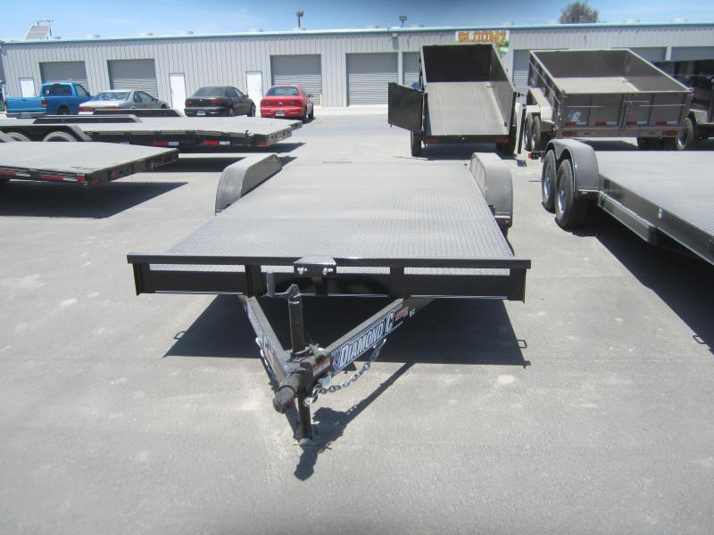 2016 Diamond C Trailers RCS16X83 CAR MOVER Trailer