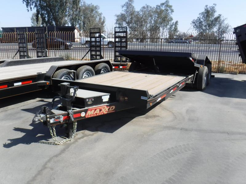 2019 Maxxd Trailers 6 GRAVITY EQUIPMENT TILT Equipment Trailer