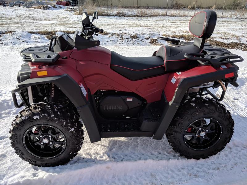 2016 Odes 800 Assailant Zeus ATV