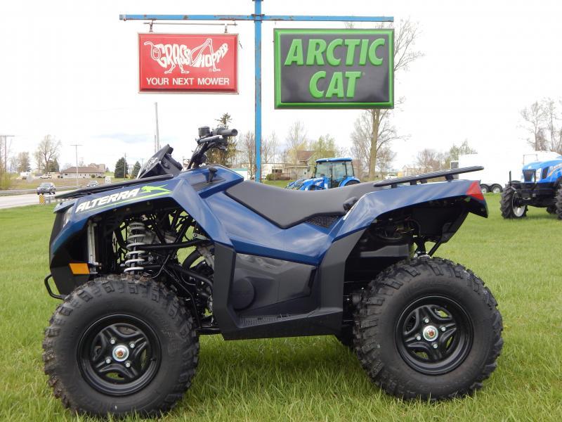 2019 Arctic Cat Off-Road Alterra 700 EPS ATV