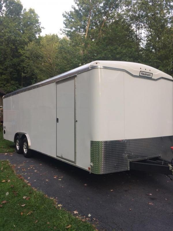 2020 Haulmark Transport 8.5 x 24 Car / Racing Trailer