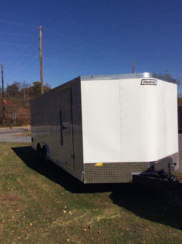 2020 Haulmark Passport Deluxe Enclosed Cargo Trailer