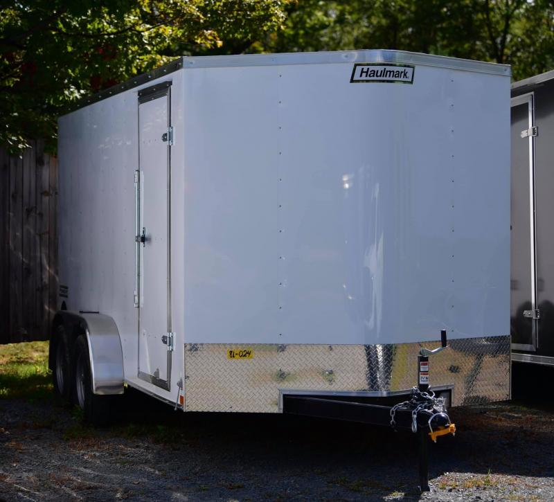 2020 Haulmark Passport Deluxe 7 x 14 Enclosed Cargo Trailer