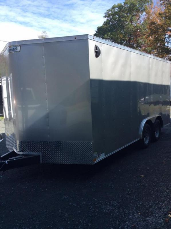 2020 Haulmark Passport Deluxe 8.5 16 Enclosed Cargo Trailer