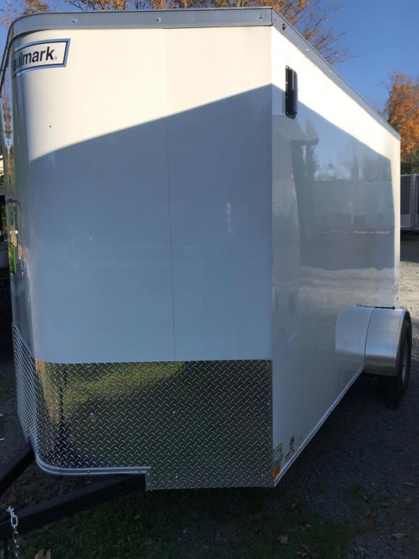 2019 Haulmark Transport 6 x 12 Enclosed Cargo Trailer