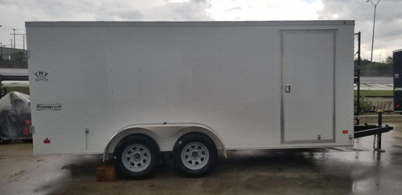 2019 Haulmark PPT7X16DT2 Cargo/Enclosed Trailer   ******HAVE EVERY SIZE YOU MAY NEED IN STOCK******