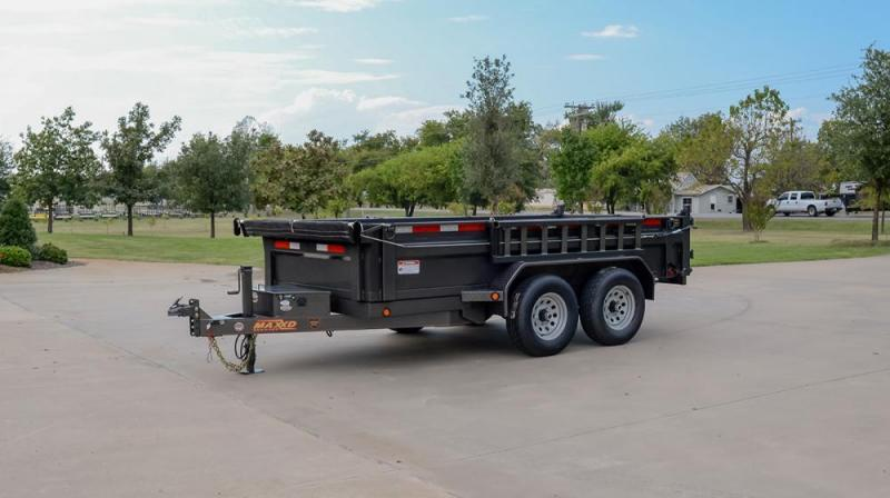 """2017 Maxxd Trailers 12'X72"""" Dump Trailer ******HAVE EVERY SIZE YOU MAY NEED IN STOCK******"""